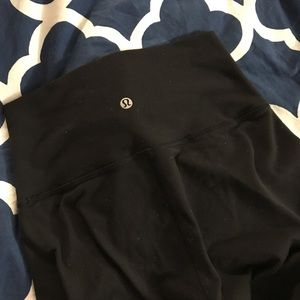 Lululemon High rise wunder under 7/8